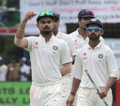 #India beat #SriLanka, clinch Test series after 22 years