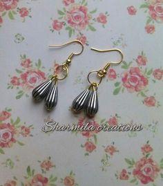 Beaded beauties #sharmilacreations #beads #handmade #dailywear #earrings #jewellery
