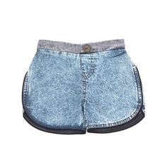 65d26587bf Children of the Tribe Chambray Acid Boys Shorts