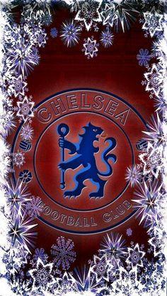 CHELSEA FC Christmas Wallpaper
