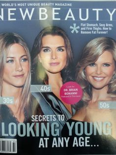 Dr. Bonanni featured in New Beauty