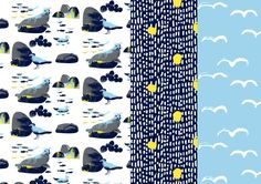 Patterns from Finland on Behance