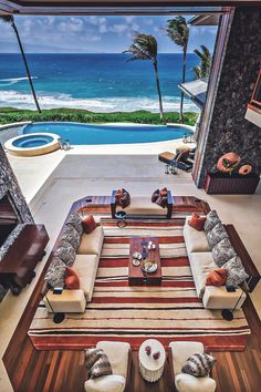 This home in Maui is what the dreams of beach homes are made of!