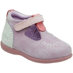 KICKERS BABYFRENCH, lilas