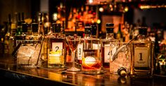 about-drinks.com talks about Bohemian Drinks. Avantgarde Spirits freut sich auf die Zusammenarbeit mit Hellwege.