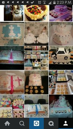 A selection of cakes and cupcakes from this month Cupcake Cakes, Cupcakes, Bread, Food, Meal, Cupcake, Essen, Hoods, Breads