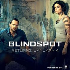 Blindspot #blindspot