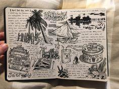 Travel journal from Freyalise Yu