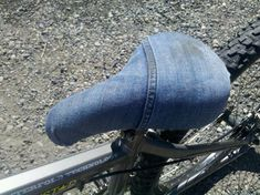That denim won't chafe you, they said...  The seam down the middle will be comfy, they said...
