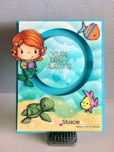 C.C. Designs June Release Under the Sea
