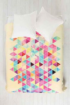 Fimbis For DENY Kick Of Freshness Duvet Cover - Urban Outfitters