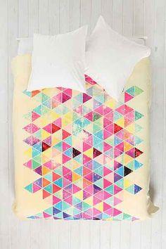 Fimbis For DENY Kick Of Freshness Duvet Cover - Urban Outfitters