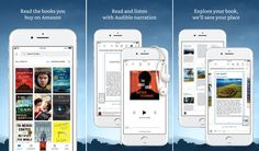 Amazon just unveiled a major overhaul of the Kindle app  here's what's new (AMZN)