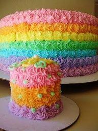 baby girls first birthday cake - Google Search #food