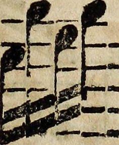"""historicalbookimages:  """"page 580 of """"Der General-Bass in der Composition, oder: Neue und gründliche Anweisung, wie ein Music-Liebender mit besonderm Vortheil, durch die principia der Composition, nicht allein den General-Bass im kirchen- cammer- und..."""