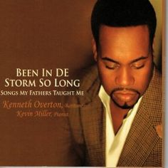 "Kenneth Overrton, ""Been in de Storm So Long,"" album cover, 2012"