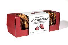 Cranberry Hazelnut Raincoast Crisps