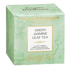 Ceai Verde cu Iasomie, Taylors of Harrogate, Cutie Carton, Frunze, 125 gr.