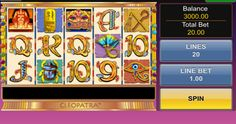 The #Cleopatra Mobile slot is now available for players to embark on a journey back to the ancient times in #Egypt and collect huge cash prizes along on the way. Earlier Cleopatra slots are known for offering some #generous bonuses and the mobile version is no different. This game has some of the most #fantastic bonus free spins out there, all of which you will be familiar with as a fan of the original variation.