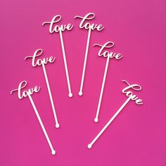 These fiesta inspired stir sticks will be a great addition to your bar cart! Perfect for your upcoming spring and summer soirees! Please note each