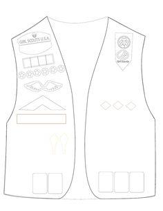Picture GS Vest t Sash and Vest