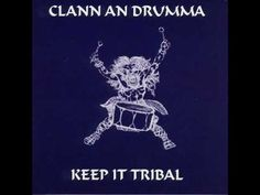 """Scottish """"tribal"""" drum band - lots of drums only one bagpipe. From their 2002 album """"Keep It Tribal. Some original members formed a new ba. Drum Band, Running Songs, Pipes, Drums, Celtic, Ears, Music, Blue, Musica"""