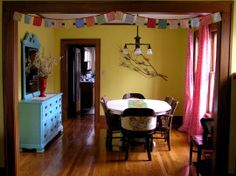 Beautiful Family Rooms   Annalea's Beautiful Family Dining Room Reader Inspiration   Apartment ...