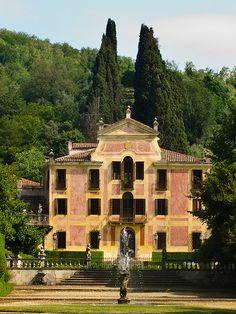 Villa Barbarigo, Valsanzibio di Galzignano Terme,