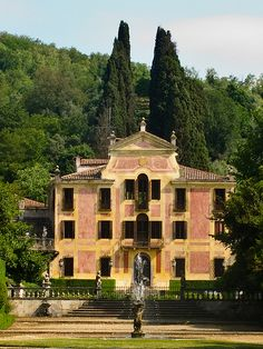 Villa Barbarigo at Valsanzibio, Galzignano Terme,