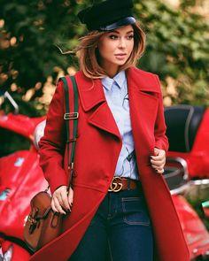 стилист и fashion блогер Яна Фисти (stylist fashion blogger Yana Fisti)