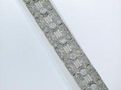 14kwg bracelet with 286 diamonds 2.76ct total weight jewelry http://www.factorysinc.com