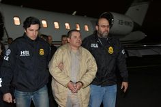 #world #news  El Chapo, if convicted, would likely do time in 'Supermax' prison