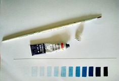WATER COLOUR PAINTING WITH SINGLE COLOUR: 8 Steps (with Pictures)