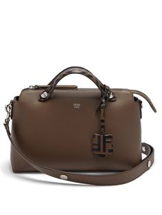 f39a61bcec5a  By The Way  leather shoulder bag - Fendi Fendi By The Way