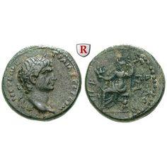 Römische Provinzialprägungen, Kilikien, Laerte, Traianus, Bronze, f.ss: Kilikien, Laerte. Bronze 22 mm. Kopf r. mit Lorbeerkranz /… #coins