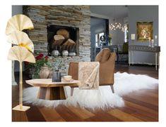 """coffee"" by sammy-juleeee ❤ liked on Polyvore featuring interior, interiors, interior design, home, home decor, interior decorating, LSA International, Eichholtz, Coast to Coast and ELK Lighting"