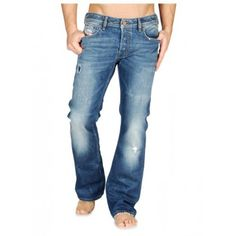 Diesel Zatiny 008MD Bootcut Jeans | UX/UI Designer Jeans and