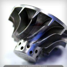 3D printing in metal!