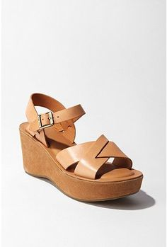 Kork-Ease Ava Sandal. My summer shoe in the 70's and back in my closet again! The leather's patina mellows and warms with age...