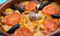 Receta de Arroz al horno valenciano - Karlos Arguiñano