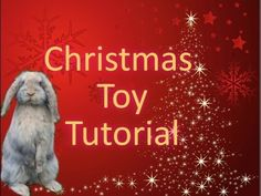 DIY Christmas Toy Tutorial for Small Pets