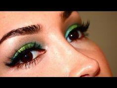 Tutorial: Simple and Bright Spring Makeup!  #eyes #eyemakeup #prettylook - bellashoot.com