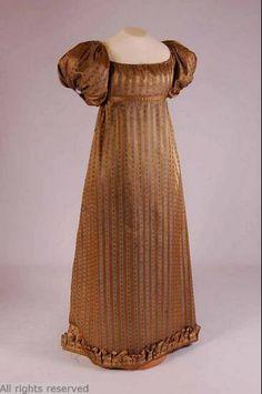 Dress, 1815-20.  Mode Museum.