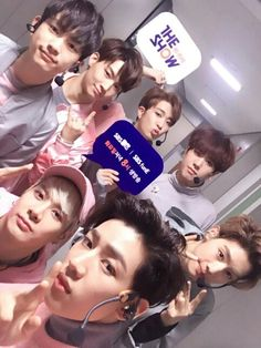 Got7 on SBS MTV The Show