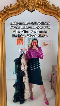 Vogue Fashion, New York Fashion, Runway Fashion, Girl Fashion, Fashion Outfits, Fashion Design, Summer Fashion Trends, Spring Fashion, The Dress
