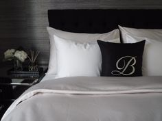 Combining decorative elegance with modern simplicity, these Balmuir Castello sateen bed linen will give a beautiful, sophisticated look to the bedroom. The Castello sateen sheets are made from high quality 400 thread count Egyptian cotton.