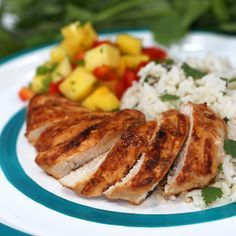 Take a mental vacation to Hawaii as you enjoy this grilled chicken marinated in a mixture of pineapple juice, ketchup, soy sauce and ginger.