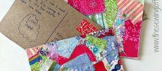 Homemade Postcards {Craft Camp}