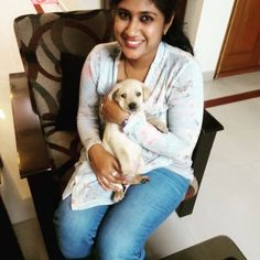 Our participant Neha Surendra's Photo for the contest with pet. #timeforpet #mypetmyvalentine #Contest #PetLove