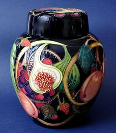 Moorcroft Pottery, Moorcroft Lamps and Moorcroft Enamels, Moorcroft prices from leading stockists B&W Thornton of Stratford-upon-Avon Pottery, Clay Art, Ceramics, Chinese Pottery, English Art, Arts And Crafts, Design Inspiration, Color